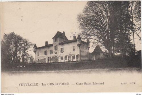 Veyvialle - La Geneytouse